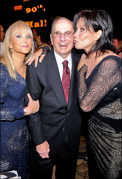 Jackie DeShannon, Hal David and Michele Lee