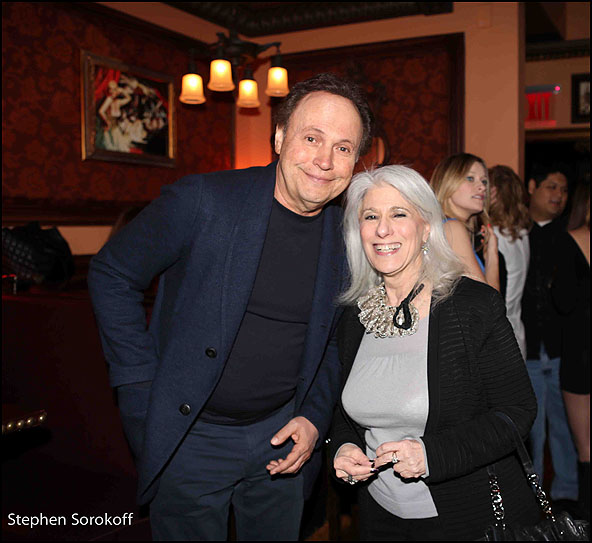 Billy Crystal and Jamie deRoy