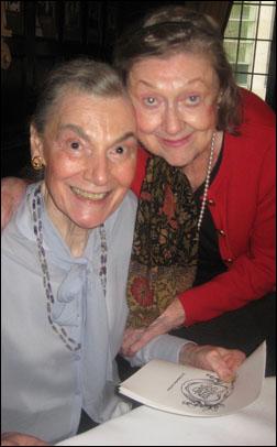 Marian Seldes and Elizabeth Wilson