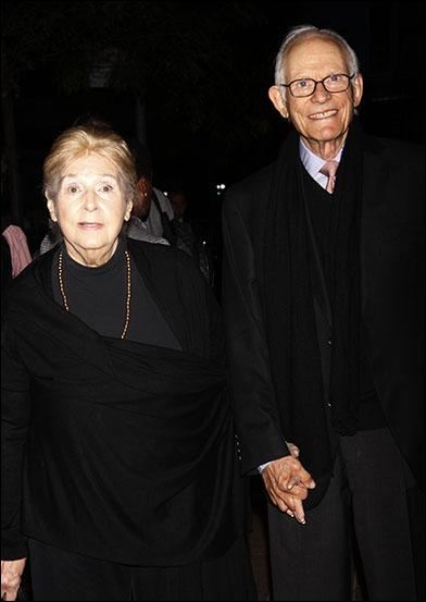 Marilyn Bergman and Alan Bergman