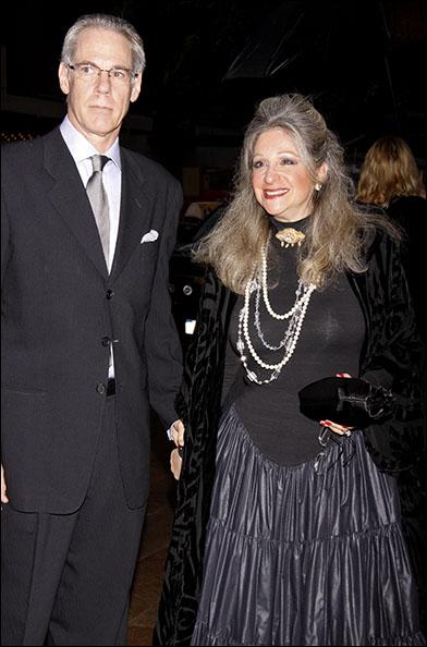Dr. John Wagner and Julie Budd