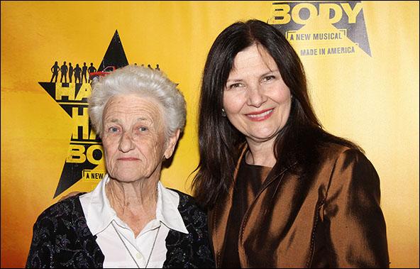 Virginia Drew and Mary Gordon Murray