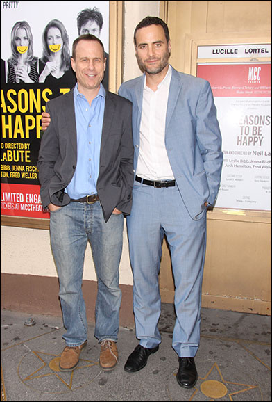 Stephen Belber and Dominic Fumusa