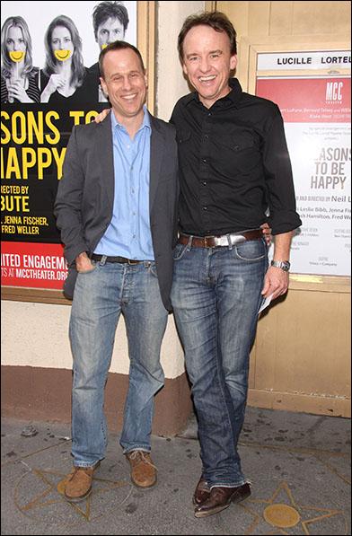Stephen Belber and David Wilson Barnes