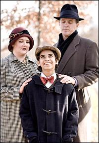 Tracy Lynn Olivera, Jace Casey and George Dvorsky