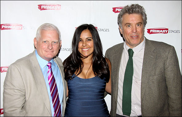 Ted Snowdon, Michelle Bossy and Casey Childs