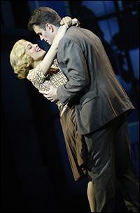 Leigh Ann Larkin and Shayne Kennon