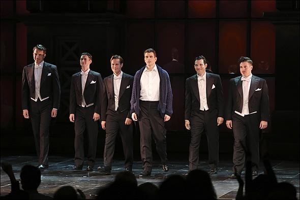 Douglas Williams, Chris Dwan, Will Taylor, Shayne Kennon, Matt Bailey and Will Blum