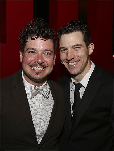 Will Blum and Matt Bailey
