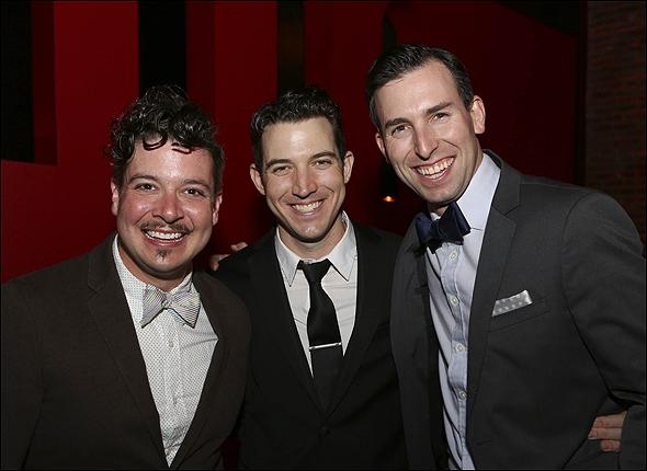Will Blum, Matt Bailey and Dave Schoonover