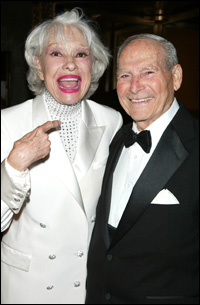 Carol Channing harry kullijian foundation