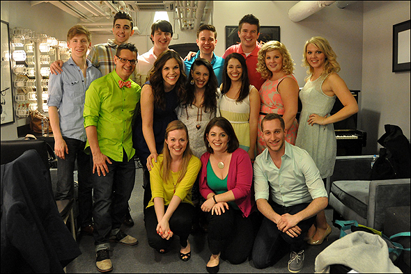The Choir with Lindsay Mendez and Michael Holland