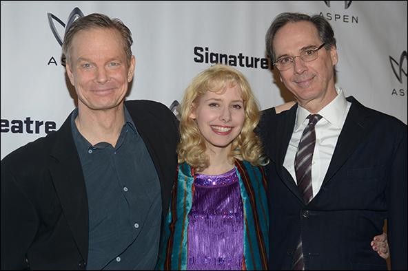 Bill Irwin; Nellie McKay; David Shiner