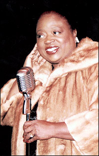 Hattie McDaniel singing
