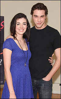 Barrett Wilbert Weed and Ryan McCartan