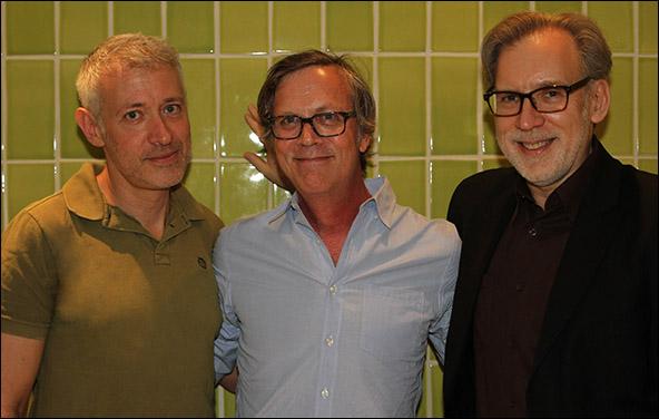 Scott Frankel, Todd Haynes and Michael Korie