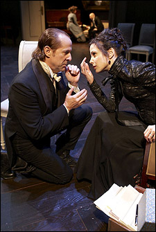 Peter Stormare and Mary-Louise Parker