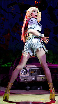 Neil Patrick Harris in <i>Hedwig</i>