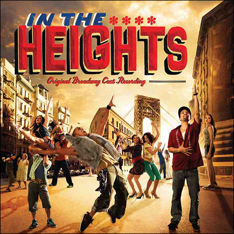 Two Disc In The Heights Cast Album Will Record March 23 24