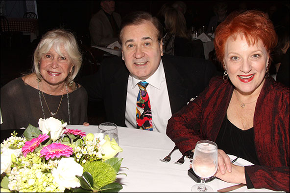 Francine Pascal, Lee Roy Reams and Jeanne Lehman French