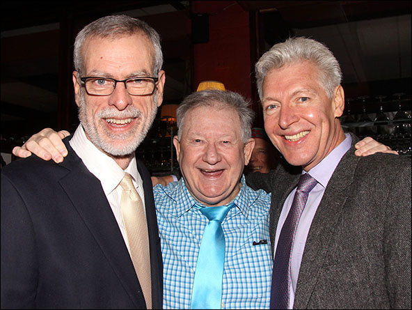 Steve Schalchlin, Harvey Evans and Tony Sheldon