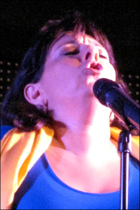 Christine Pedi performing <i>Godspell</i> if sung by Patti LuPone, Liza Minelli, Bette Davis and Joan Rivers