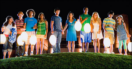 There is life after high school quot high school musical 2 quot debuts on tv
