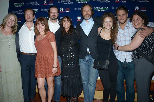Cast of Ashville