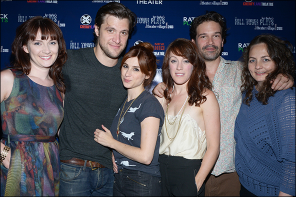 Cast of Killers