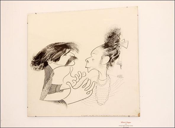 George Segal and Ruth Gordon in Where's Poppa, 1970