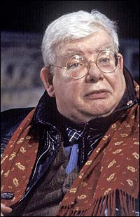 Richard Griffiths in <I>The History Boys</I>