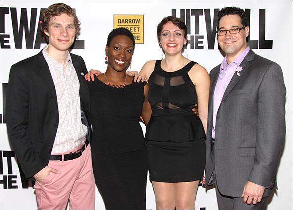 Nick Bailey, Carolyn Michelle Smith, Rania Salem Manganaro and Matthew Greer