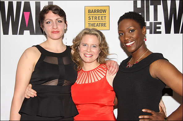 Rania Salem Manganaro, Jessica Dickey and Carolyn Michelle Smith