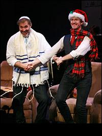 Marc Kudisch and Jeffry Denman