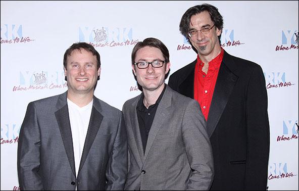 Michael Croiter, Timothy Splain and Ritt Henn