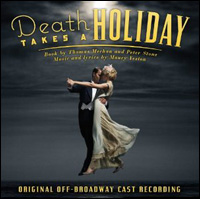 Cover art for <i>Death Takes a Holiday</i>
