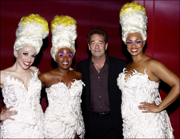 Ellyn Marie Marsh, Anastacia McCleskey, Huey Lewis and Jacqueline B. Arnold