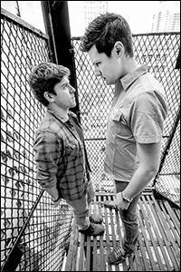 Paul Castro Jr. and Zach McCoy