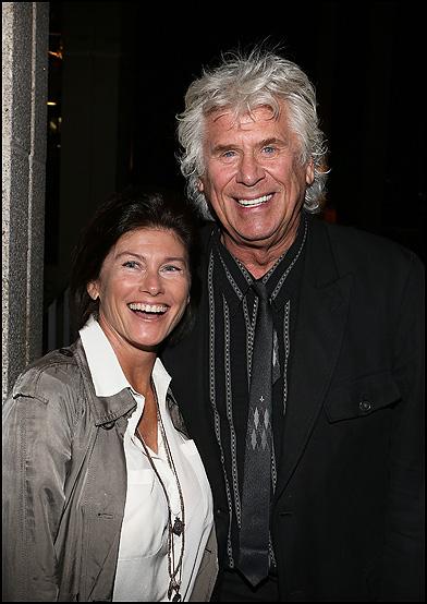 Sheri Bostwick and Barry Bostwick