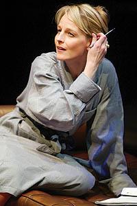 Helen Hunt in <I>Life (x) 3</I>.