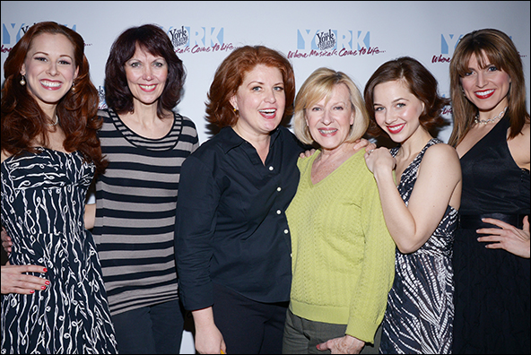 The ladies of the cast