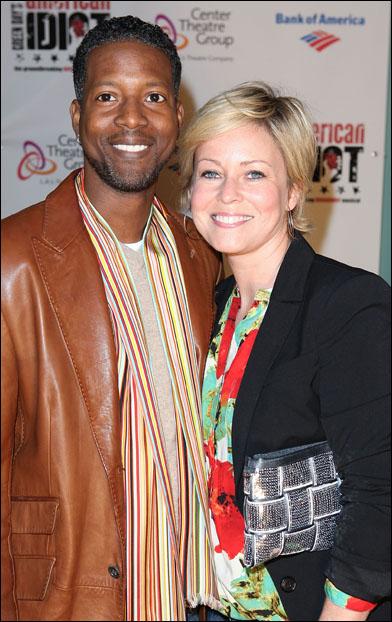 Corey Reynolds and Tara Reynolds