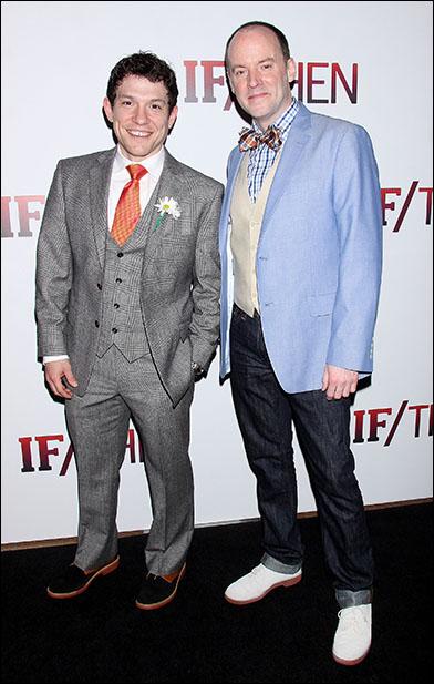 Miguel Cervantes and Joe Cassidy