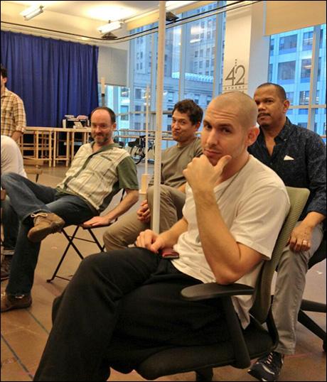 The fellas! @jerrydixonnyc @TylerMcgee82 @mmcerveza @JoeCassidyNYC