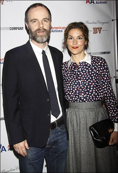 Brian F. O'Byrne and Heather Goldenhersh
