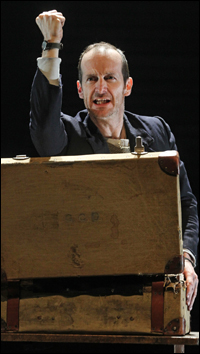 Denis O'Hare in <i>An Iliad.</i>