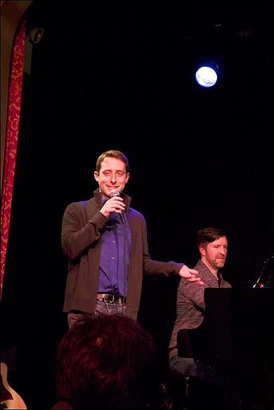 Jonathan Reid Gealt and Brad Simmons
