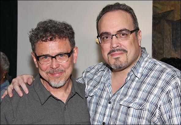 José Rivera and David Zayas