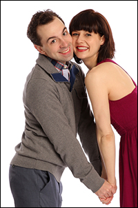Rob McClure and Jennifer Bowles