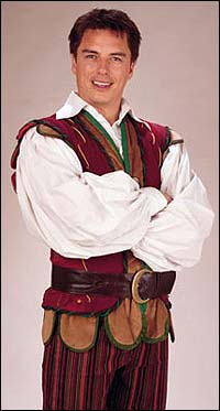 John Barrowman as Jack.